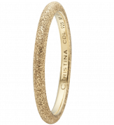 Christina Ring - Diamond Dust, Gold Plated