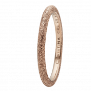 Christina Ring - Diamond Dust, Rosegold Plated
