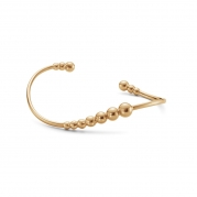 Moonlight Grapes armring 18 kt rosa guld