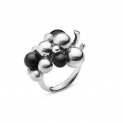 Moonlight Grapes Ring - medium