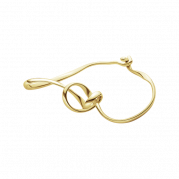 Forget me knot 18 kt. guld