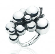 Moonlight Grapes ring - large