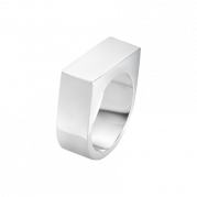 Georg Jensen ARIA ring Bred