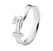 Georg Jensen TORUN ring