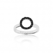 Sif Jakobs ring - Biella Piccolo black