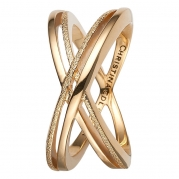 Christina Ring - Multi Energy, Gold Plated