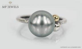 Jewellery By Maiken Pade Sea Beauty Ring